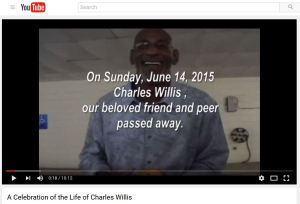 video - Charles Willis tribute
