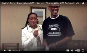 video - Charles Willis with Melody Favor