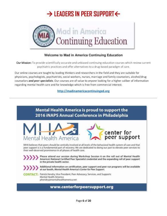 13 Leaders 5 - MIA and MHA